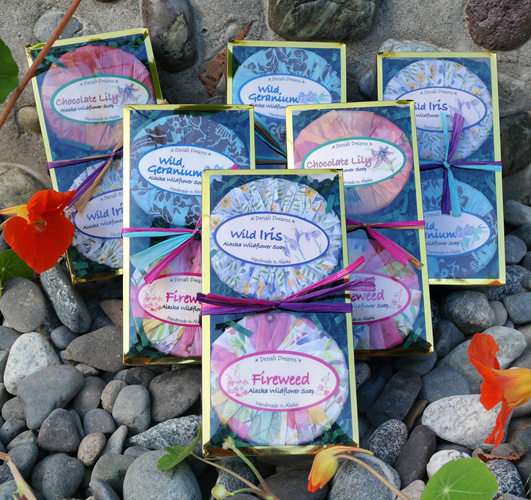 Wildflower Soap Packs