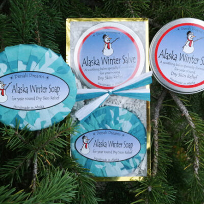 Winter Soap & Salve