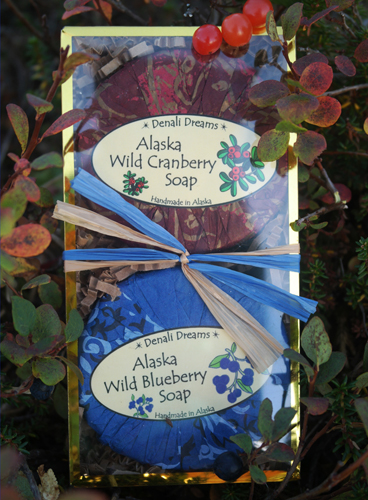 Wild Berry Soap