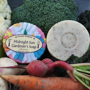 Midnight Sun Gardener's Soap
