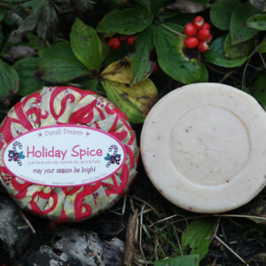 Holiday Spice Soap